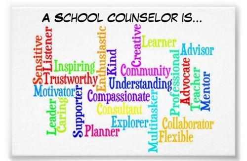 A school counselor is many things.